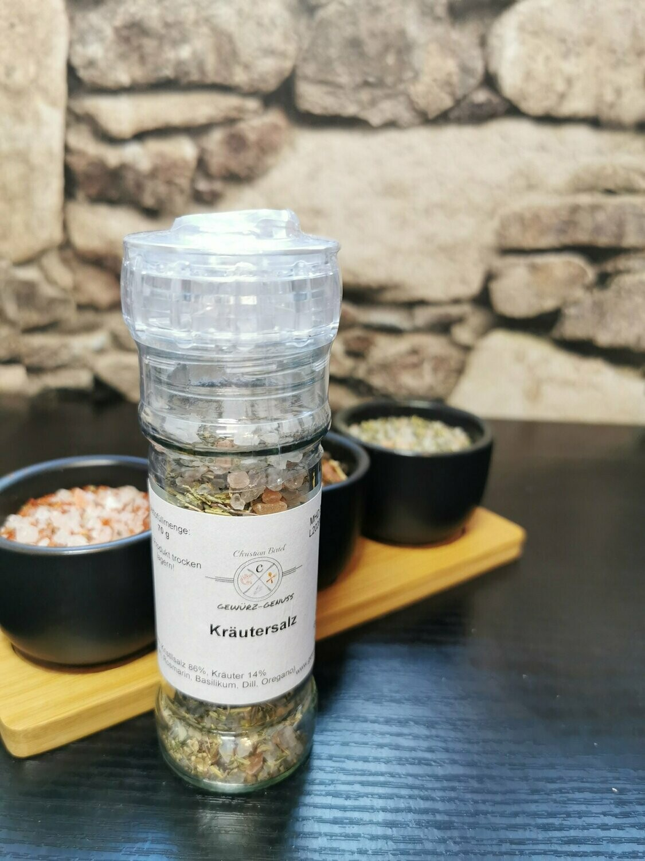 Kräuter-Salz Mühle