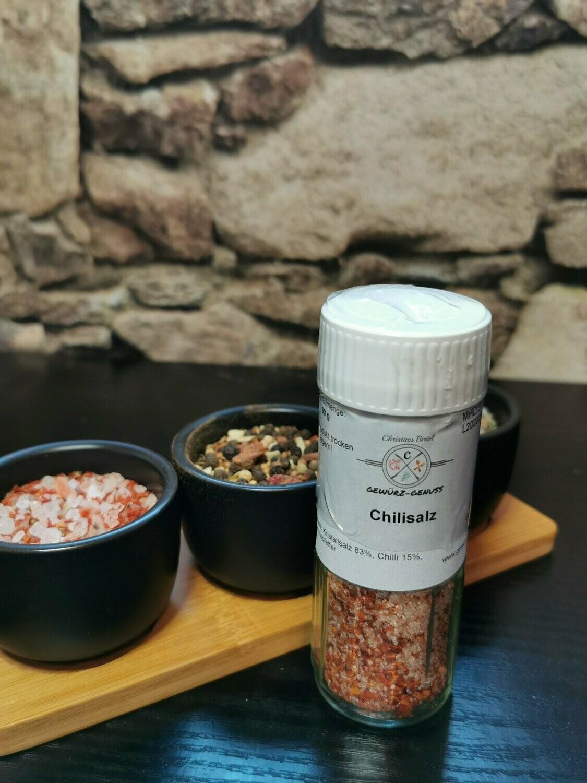 Chili-Salz Streuer