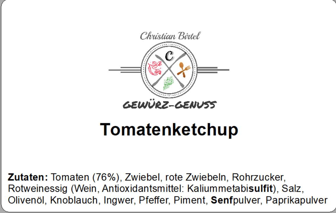 Tomaten-Ketchup
